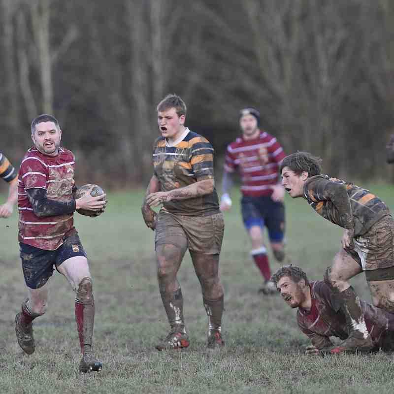 Crawley 1st XV v Midhurst 1st XV - 30 Jan 16