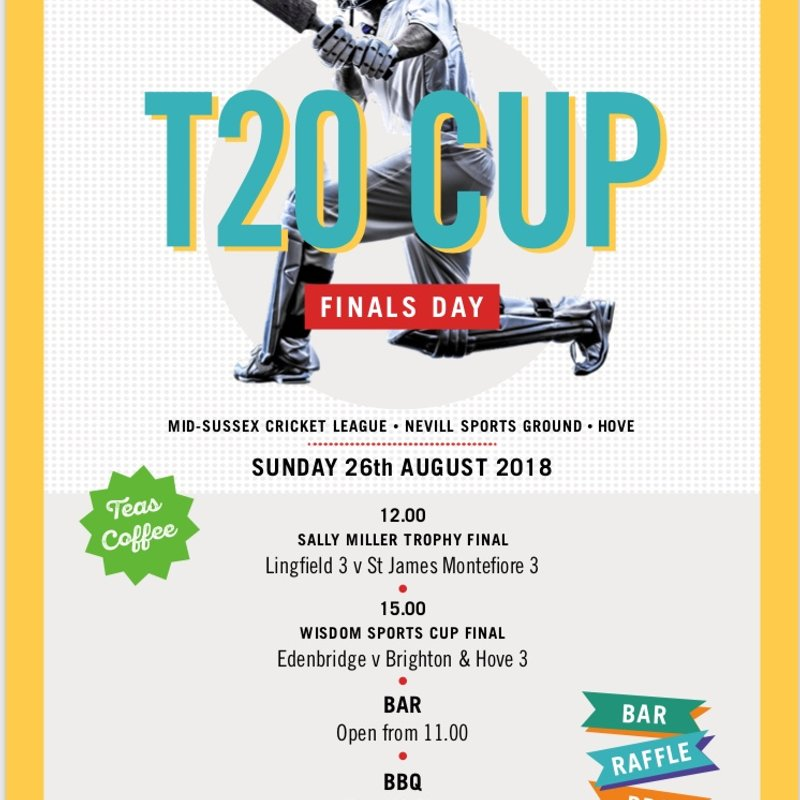 T20 Finals Day at The Nevill