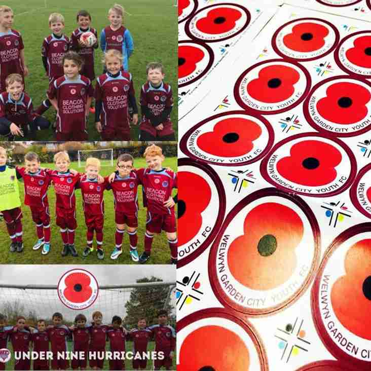 WGC Youth FC Remembers