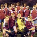 U13 Typhoons beat Cuffley Cobras U13 3 - 0