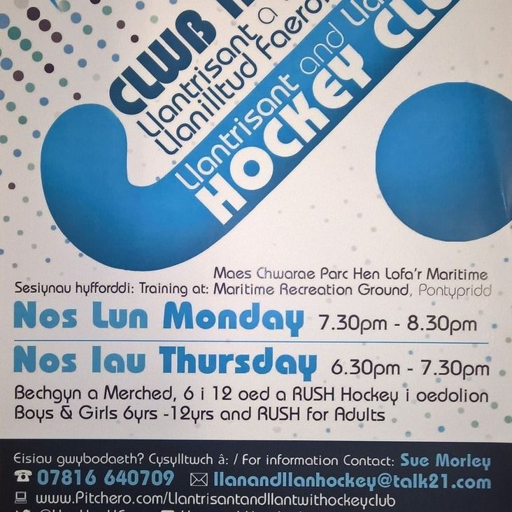 Llan and Llan new club leaflet available!<