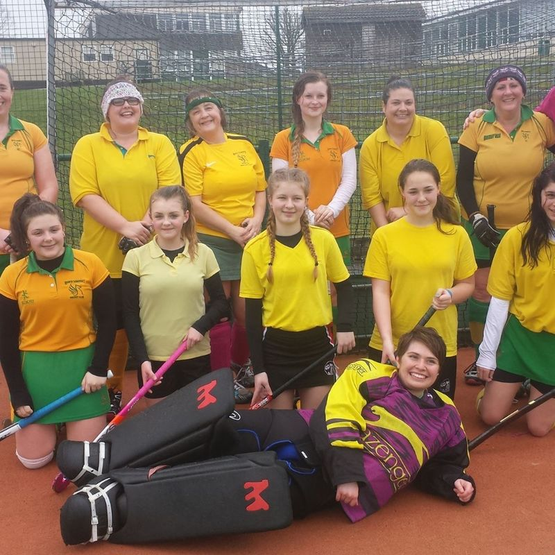 Ladies 2nd XI beat Knowle 3 0 - 2