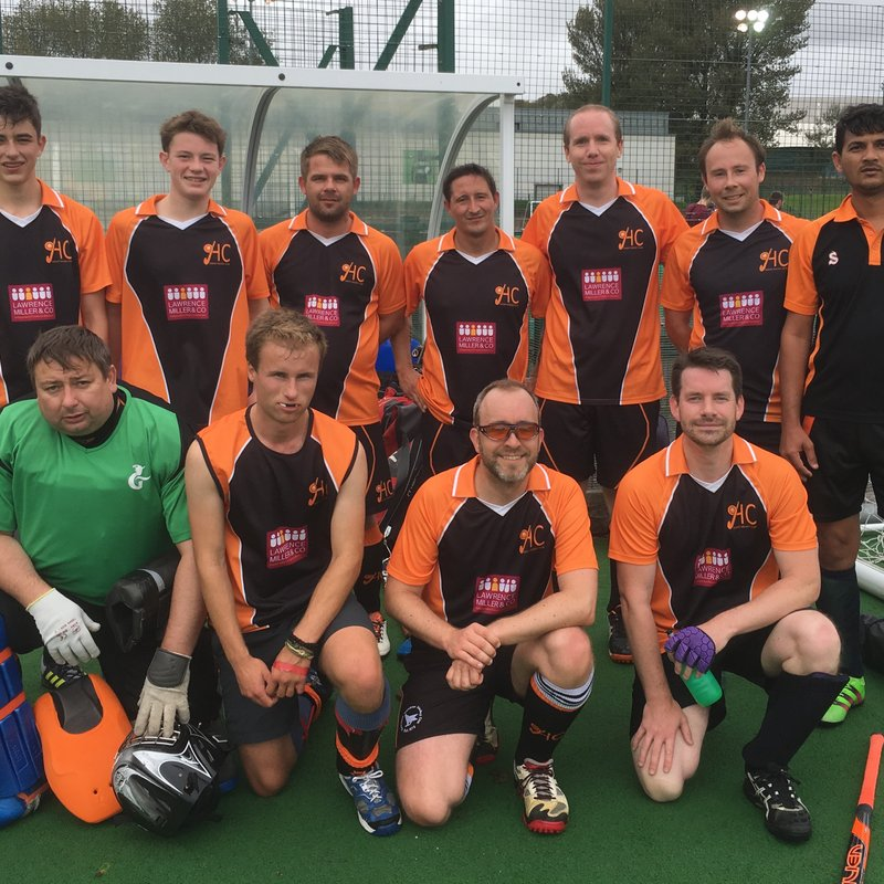 Mens 2 (A) lose to Cardiff & Met E 3 - 2