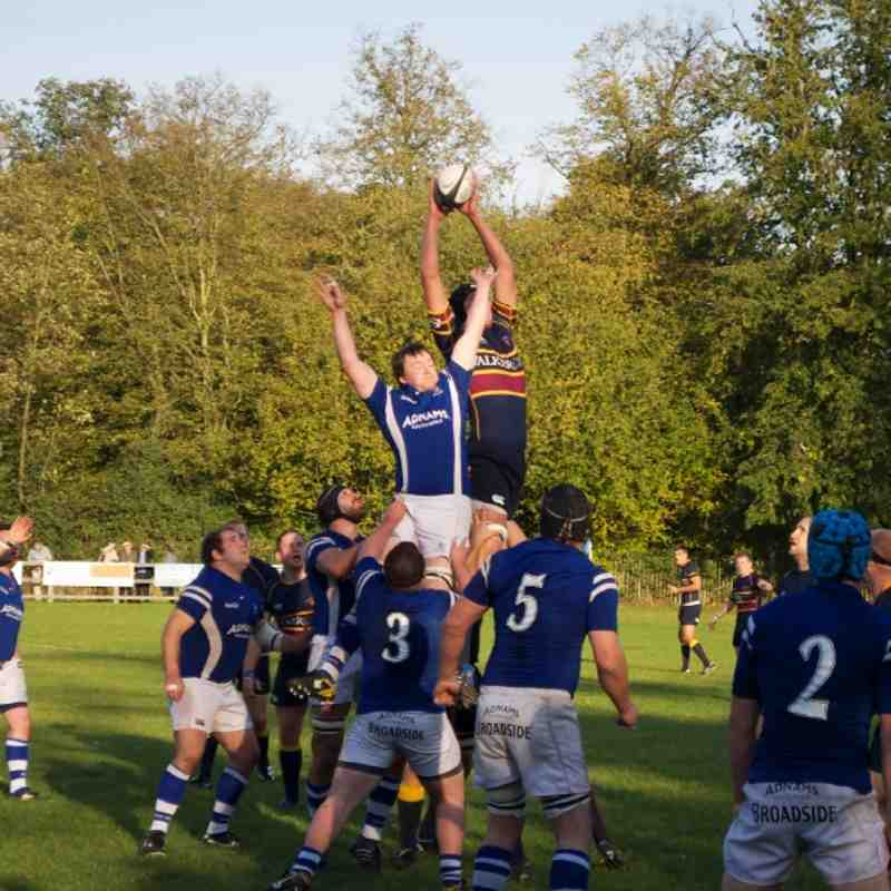 Diss vs Old Colfeians - 21st October 2011