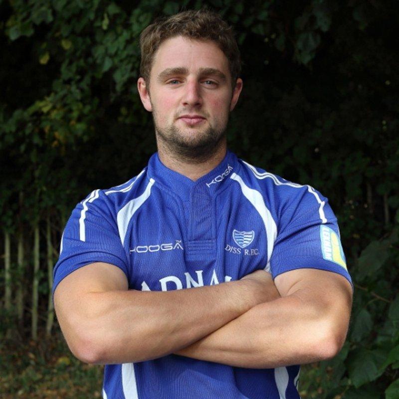 Meet the player - 1st XV - Chris Craven
