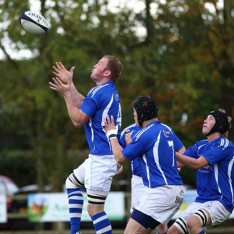 Diss 64 : 29 Old Cooperians - 11th October 2014