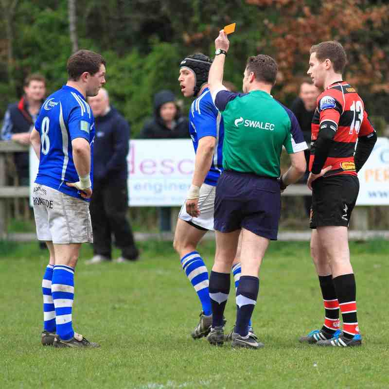Diss 26 : 5 Campion - 28th March 2015