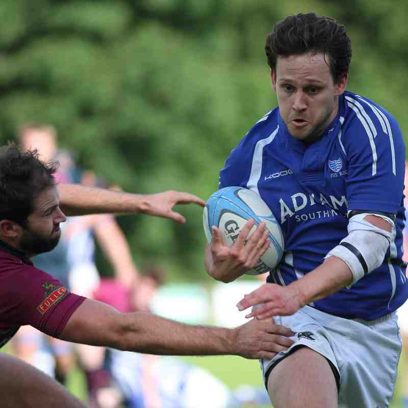Diss vs Old Haberdashers - 5th September 2015