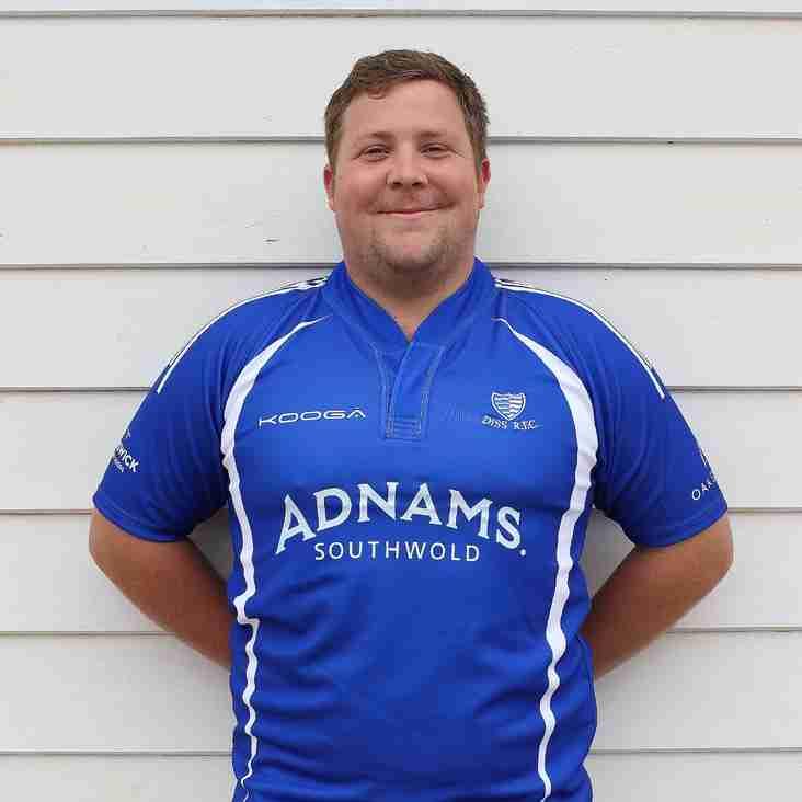 Meet the player - 1st XV - Chris Beaird
