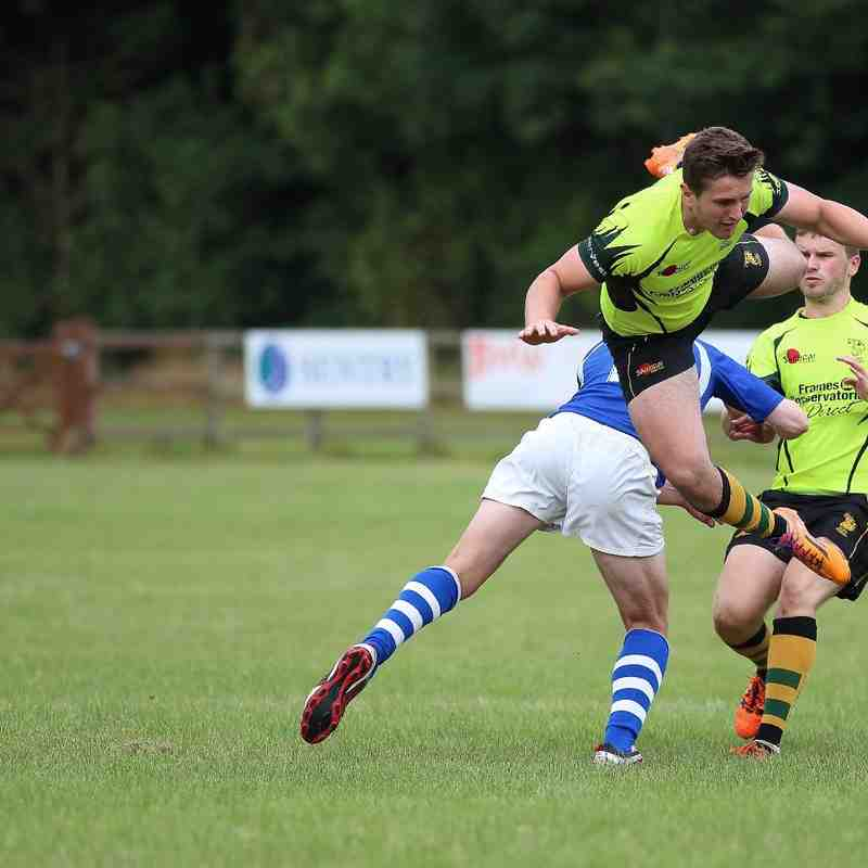 Diss : Bury St Edmunds 2s - 3rd September 2016