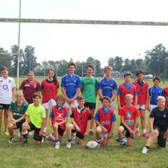 England RFU develops local rugby talent