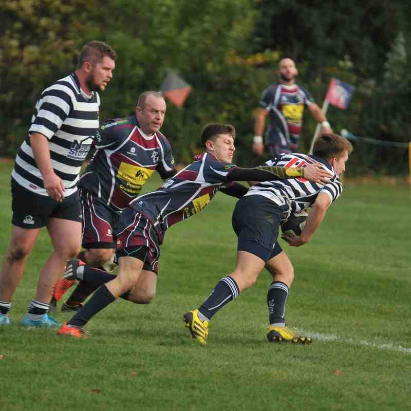Spalding RFC v Newark 5th November 2016
