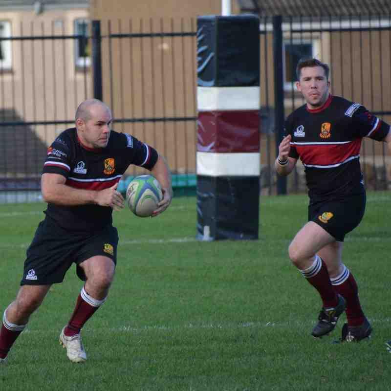 PL (2's) (48) V Stewarts Melville (31) 24/10/15