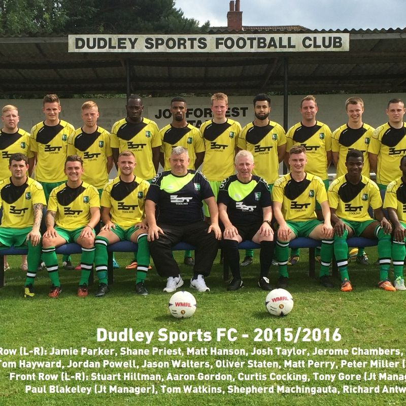 Dudley Sports 2 - 2 Shifnal Town