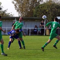 Dudley Sports v Shawbury United
