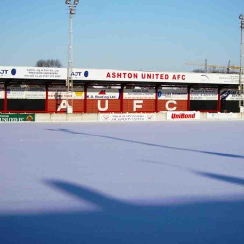 Snowy Hurst Cross