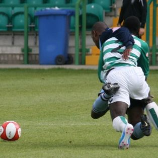 Robins Still Searching for First Away Win