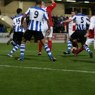 Hattrick of Wins for Chester