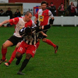 Robins Draw New Year Opener