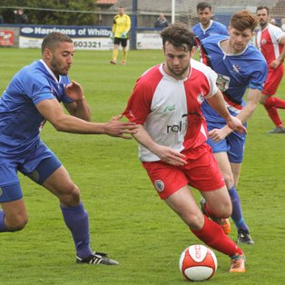 Robins' Play Off Ambitions Dented