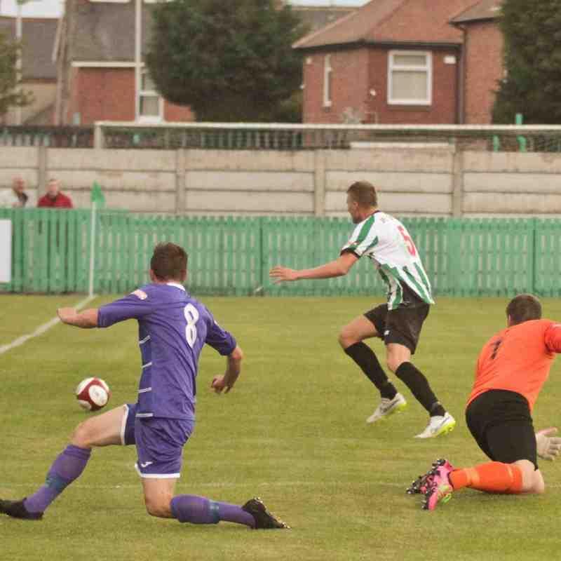 The ball evades Hutchinson...