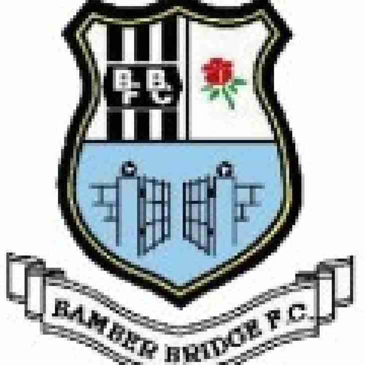 Ossett Albion v Bamber Bridge - Saturday 27th August