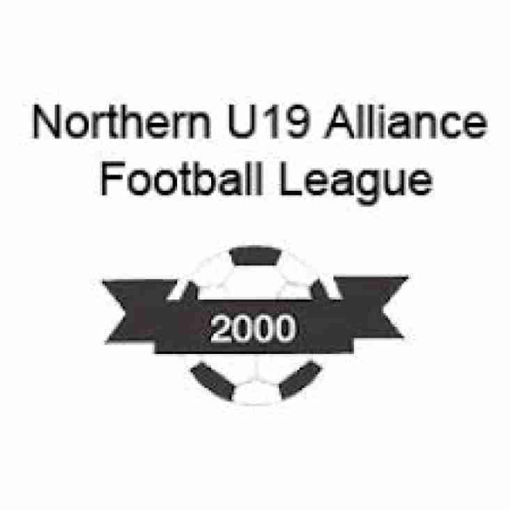 Altofts U19 v Ossett Albion U19