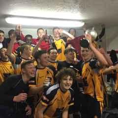 Ossett Town U19s  1 - 0  Ossett Albion U19s
