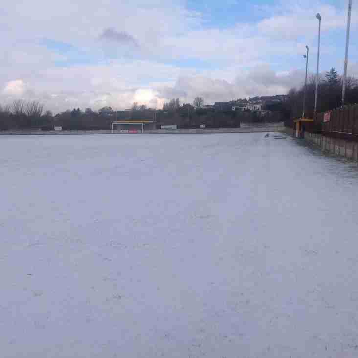 Ossett Albion v Tadcaster Albion - Postponed