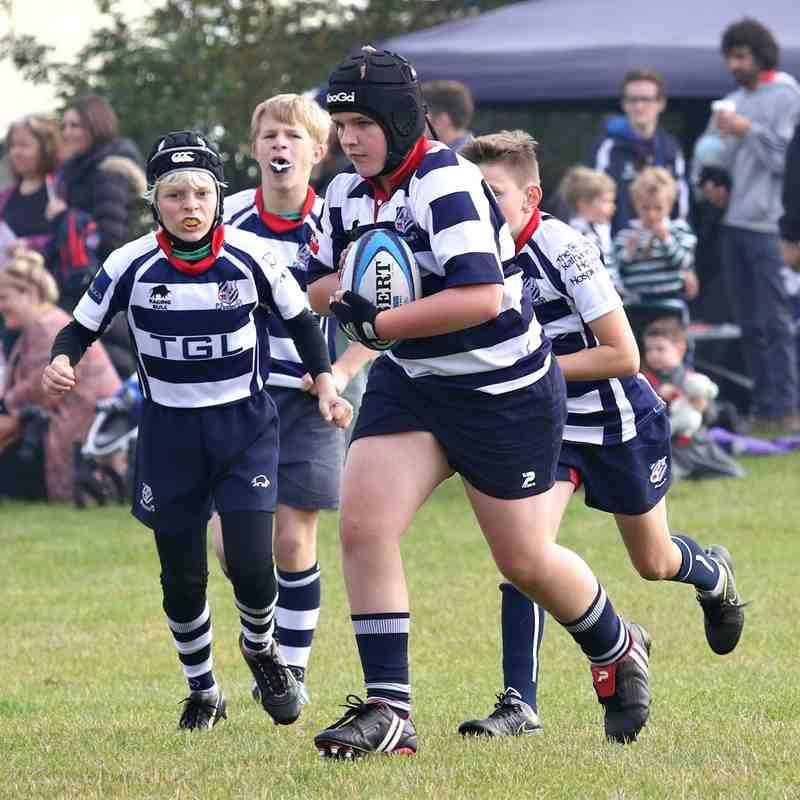 Banbury Under12s 2015/2016