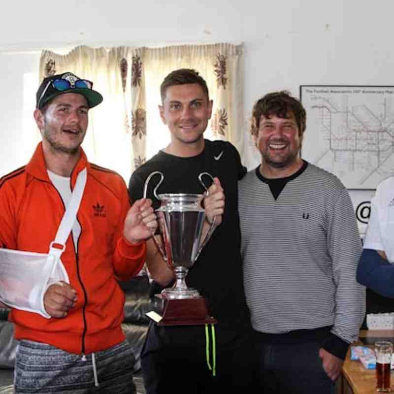 Jimmy Hollywood Cup Courtesy Of Haydn Sparkes