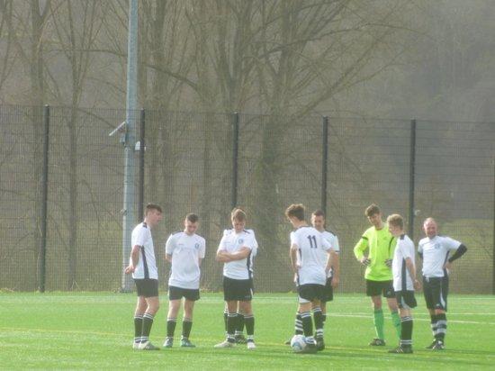 Reserves V Blandford  ( Cup Semi Final )
