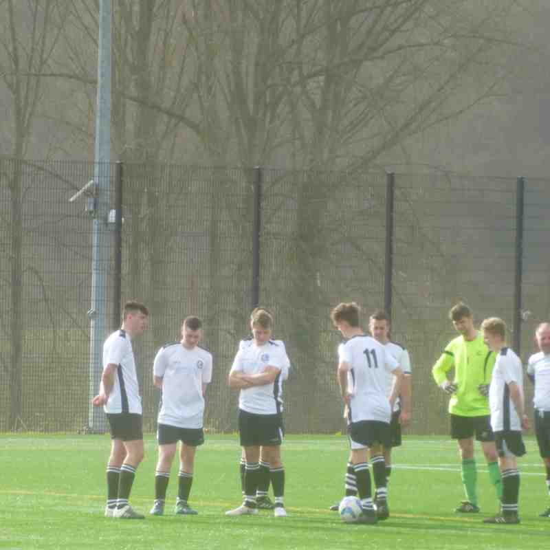 Reserves V Blandford  ( Cup Semi Final )