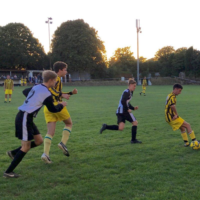 Reserves Lose 9 Goal Thriller