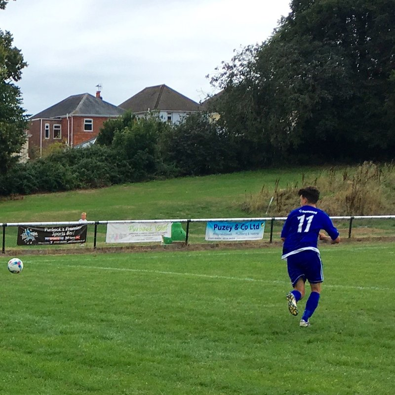Dismal Draw At Day's Park