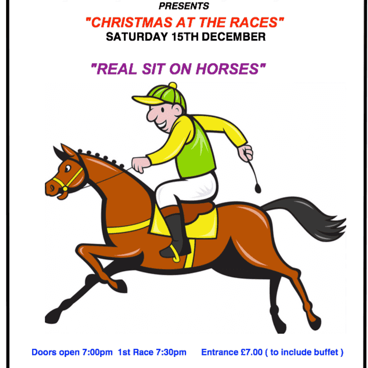 New Date For Race Night