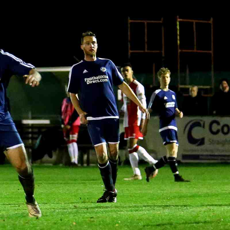 Poole Town 10 Swans 2    Dorset Senior Cup Q/F...... Photos By Andy Orman