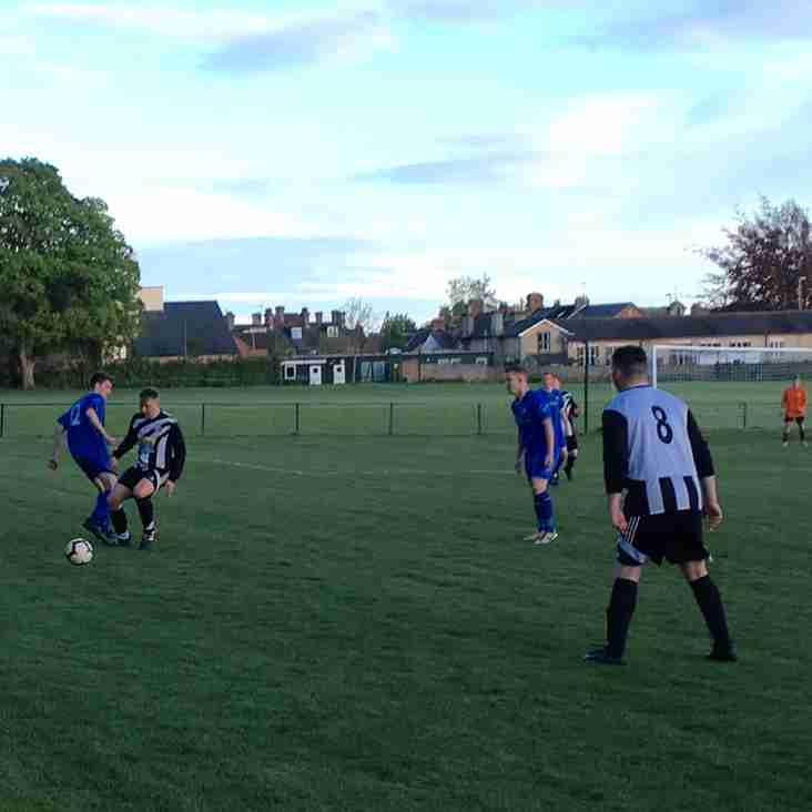 Reserves Denied Win By Late Goal