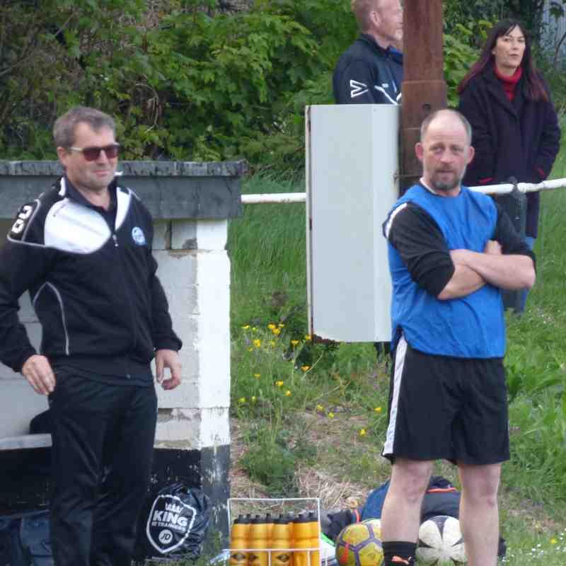 Swans Reserves 6 Hamworthy Recreation 'A' 6 - 04.05.19.