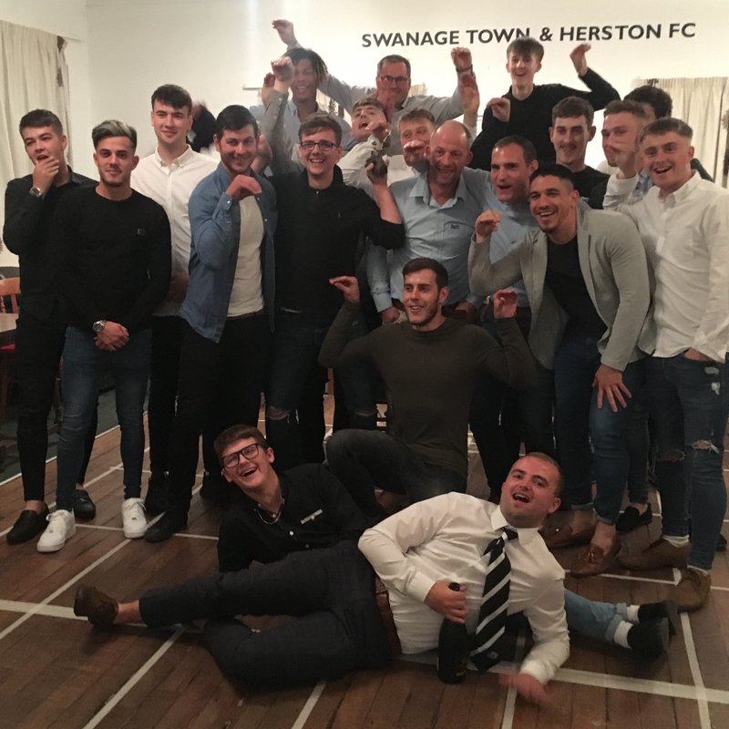 Swans Presentation Night 2018-19