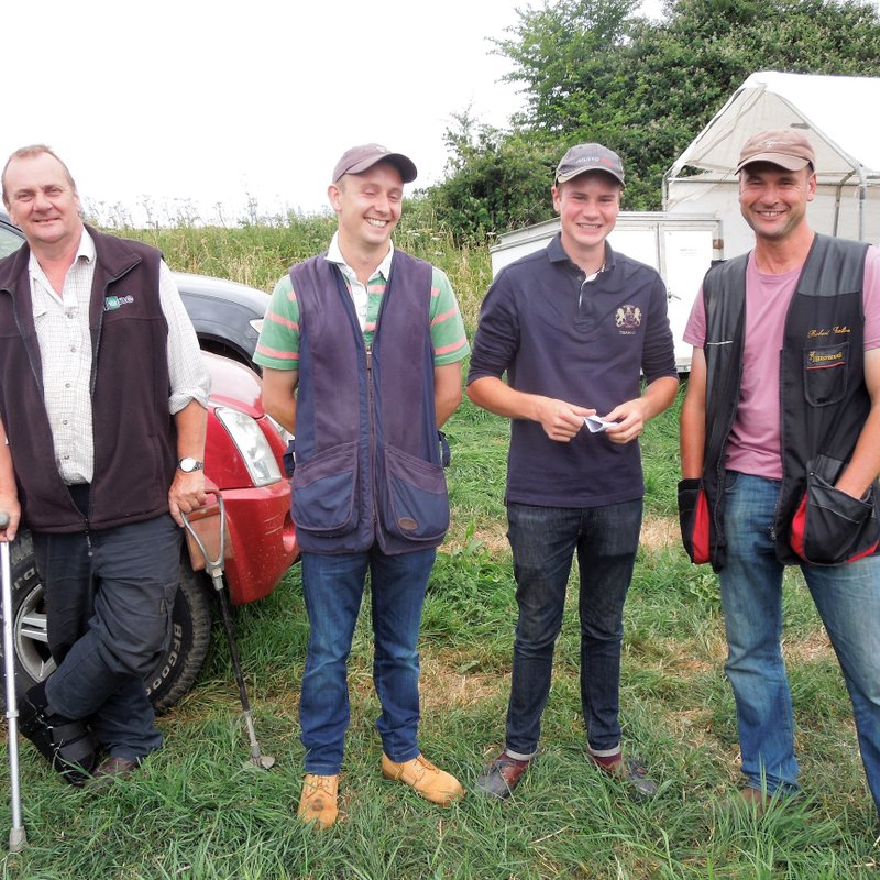 Diss RFC Clay Shoot 2017