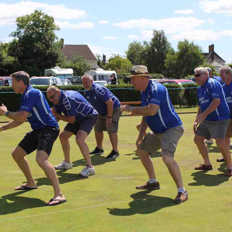 David Ford Memorial Bowls Match 2017