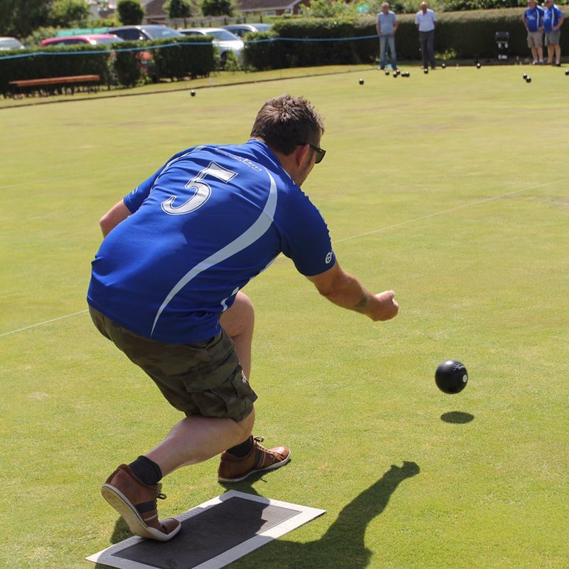 David Ford memorial Bowls