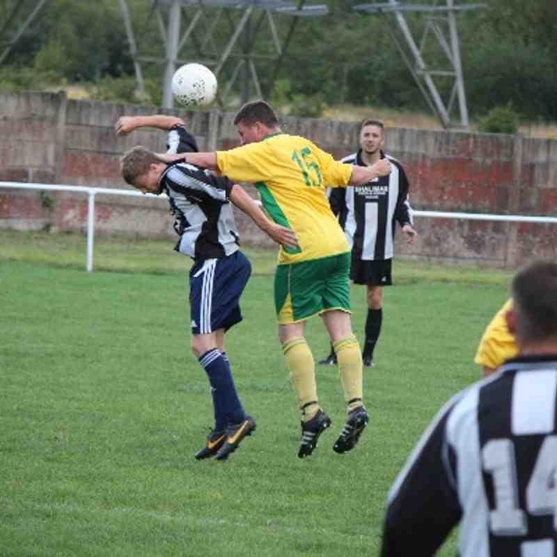 Pemberton FC - 02/08/2014