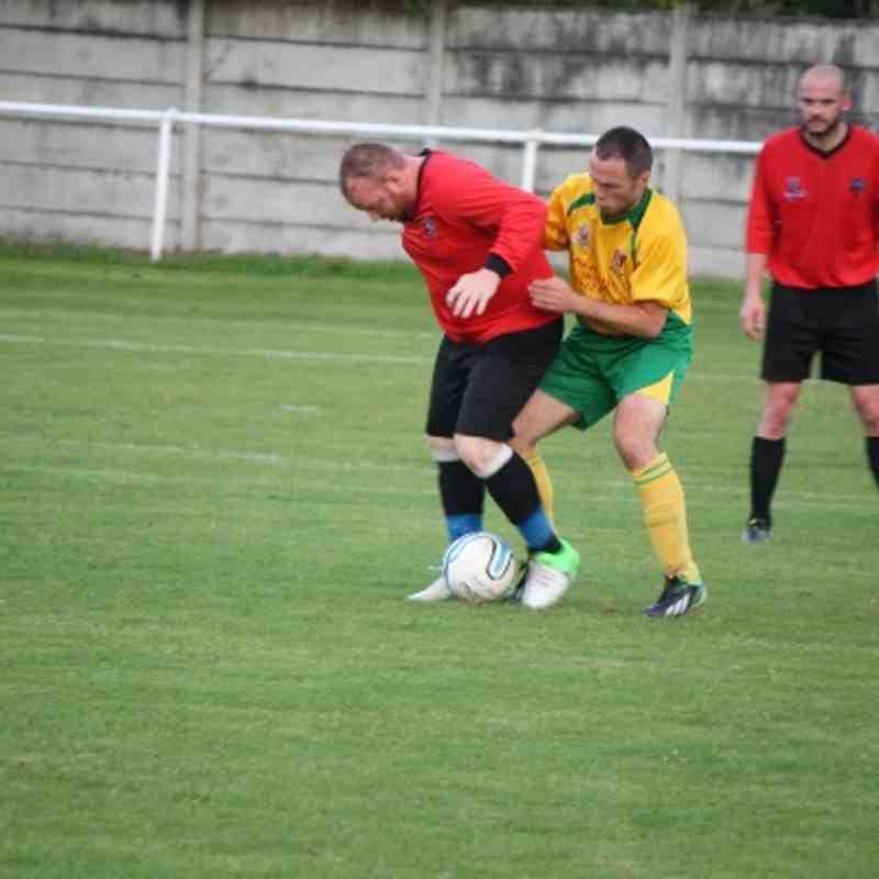 Monton AFC - 05/08/2014