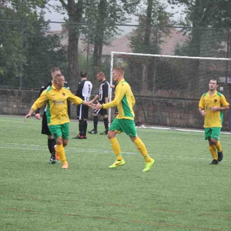 Walshaw Sports - 06/09/2014