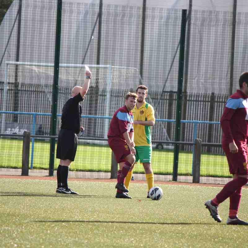 Manchester Gregorians - 04/10/2014