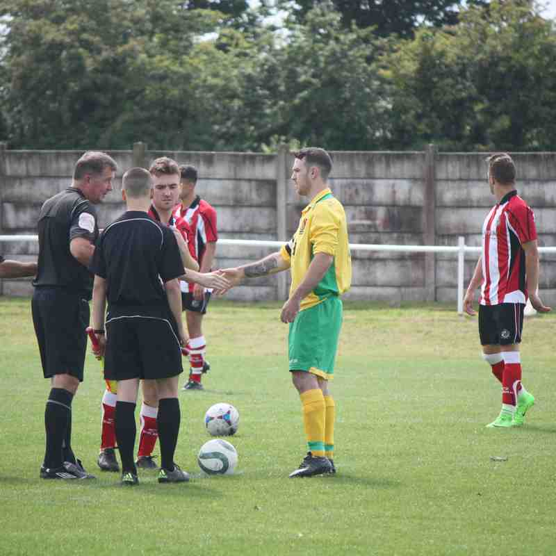 Altrincham FC XI (22nd July 2017)