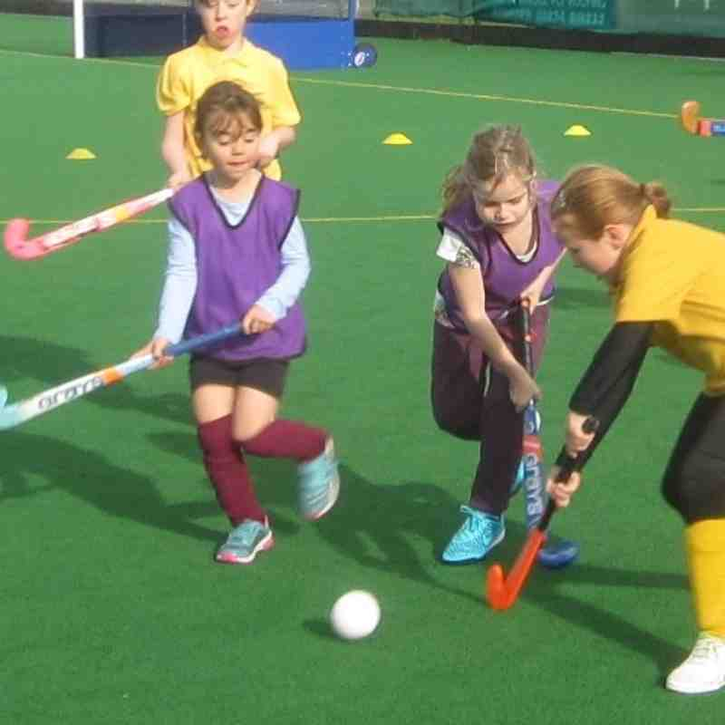 Under 8s Mini Tournament - 25th October 2015