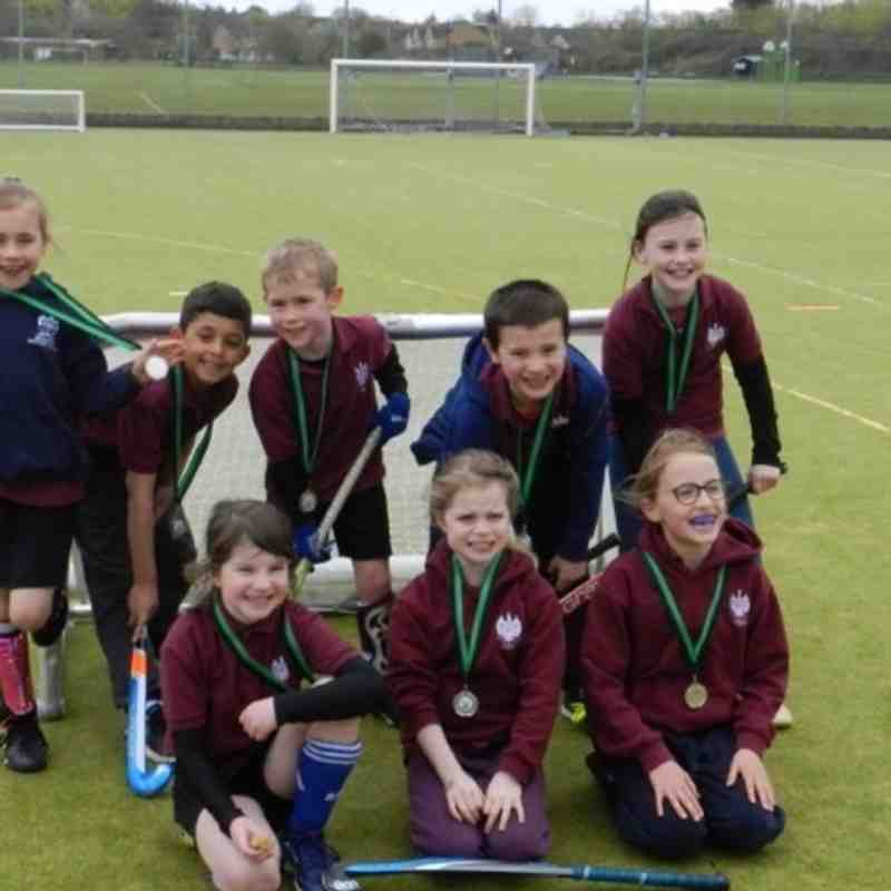 Shefford and Sandy U8 and U10 tournament  24/4/16 - by Paul Bennell
